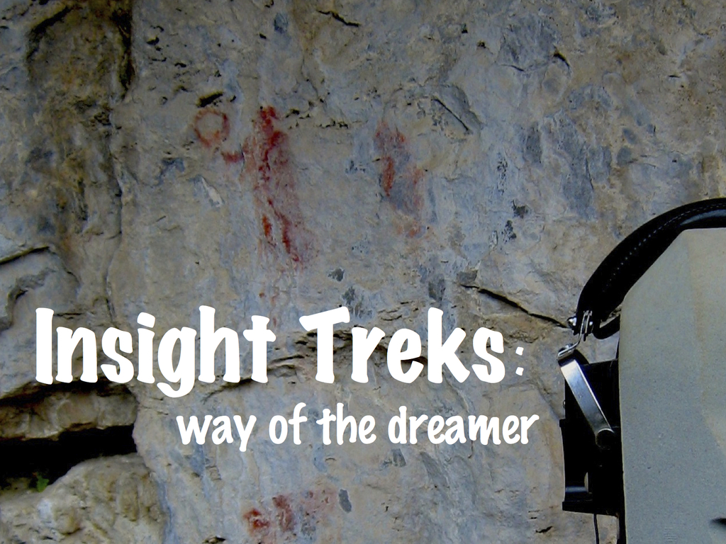 INSIGHT TREKS: way of the dreamer's video poster
