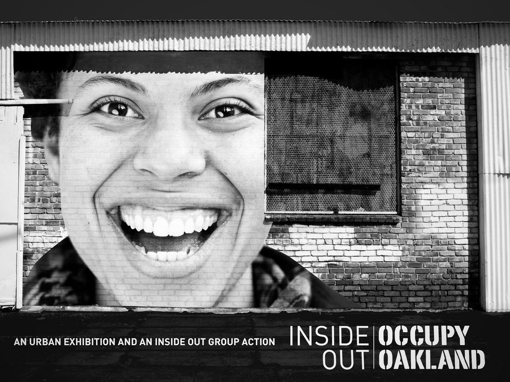 Inside Out   Occupy Oakland's video poster