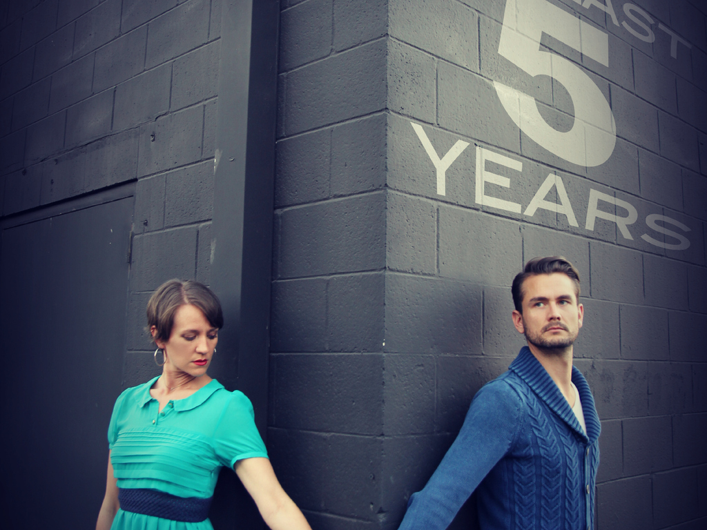 Michael and Dana do The Last Five Years!'s video poster