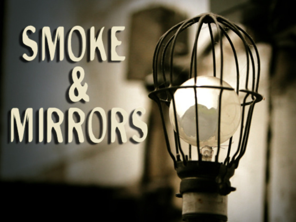 "Craig Clevenger's ""Smoke and Mirrors""'s video poster"