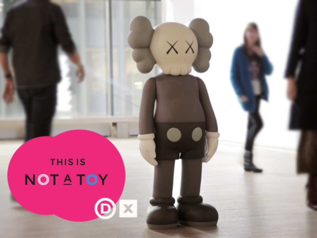 This is Not a Toy's video poster