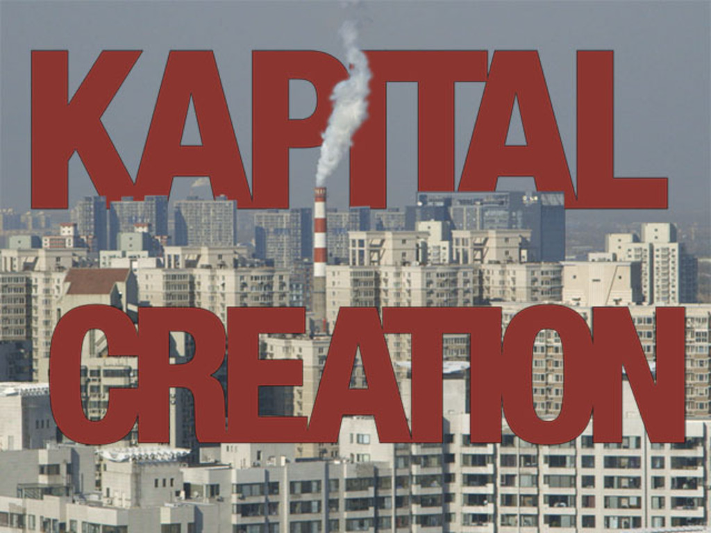Kapital Creation: A Beijing State of Mind's video poster