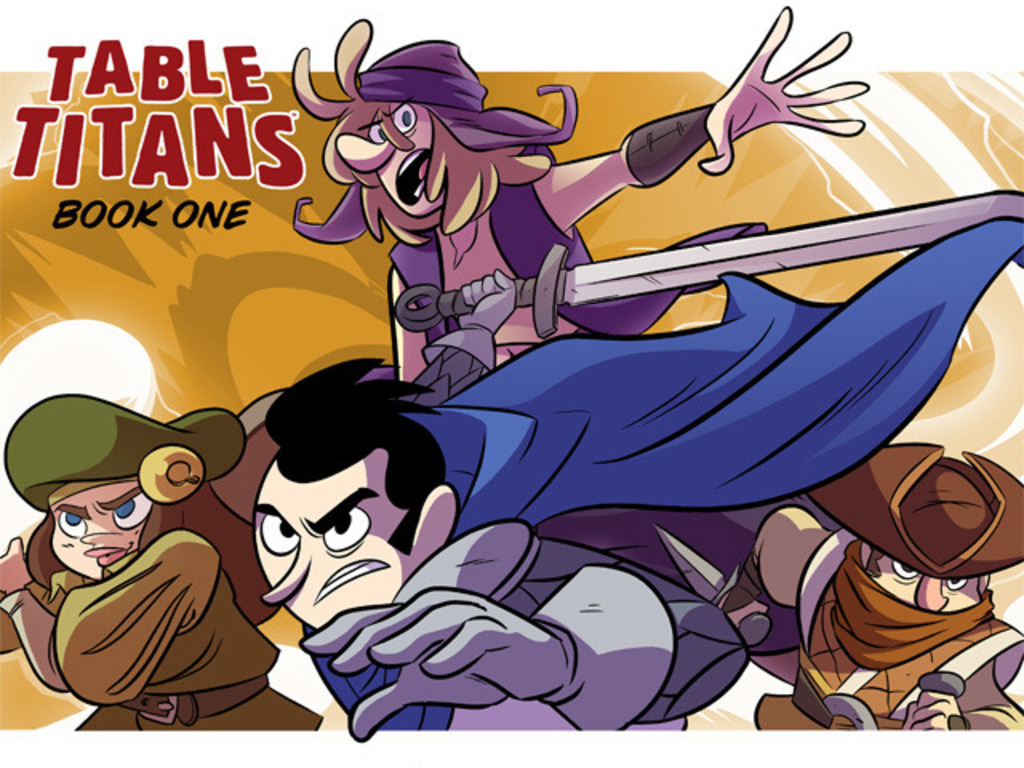 Table Titans Volume 1: First Encounters's video poster