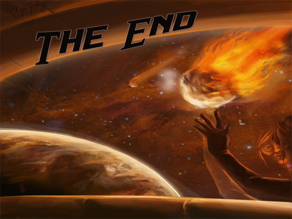 The End - Self-Contained End Of The World Character Stories's video poster