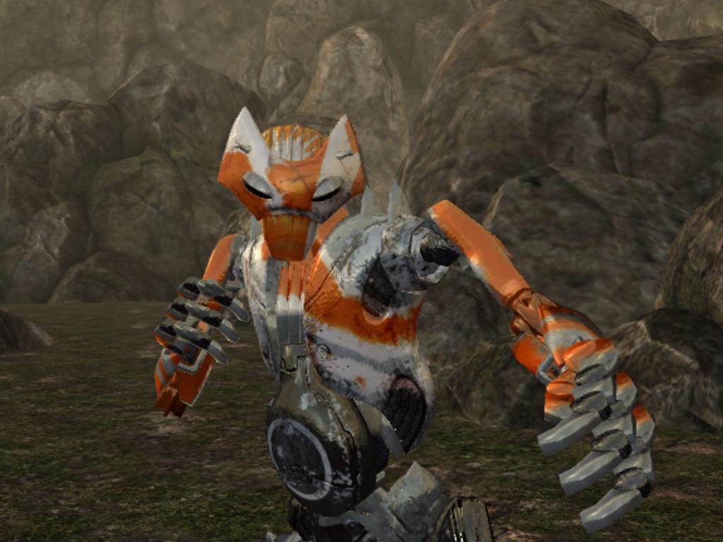 ROBOTA: Vengeance's video poster