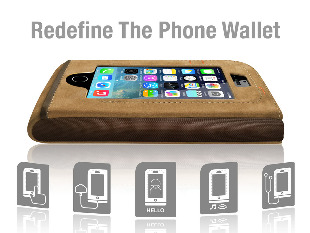 CAZLET : Redefine The Phone Wallet - Premium & Exclusive's video poster