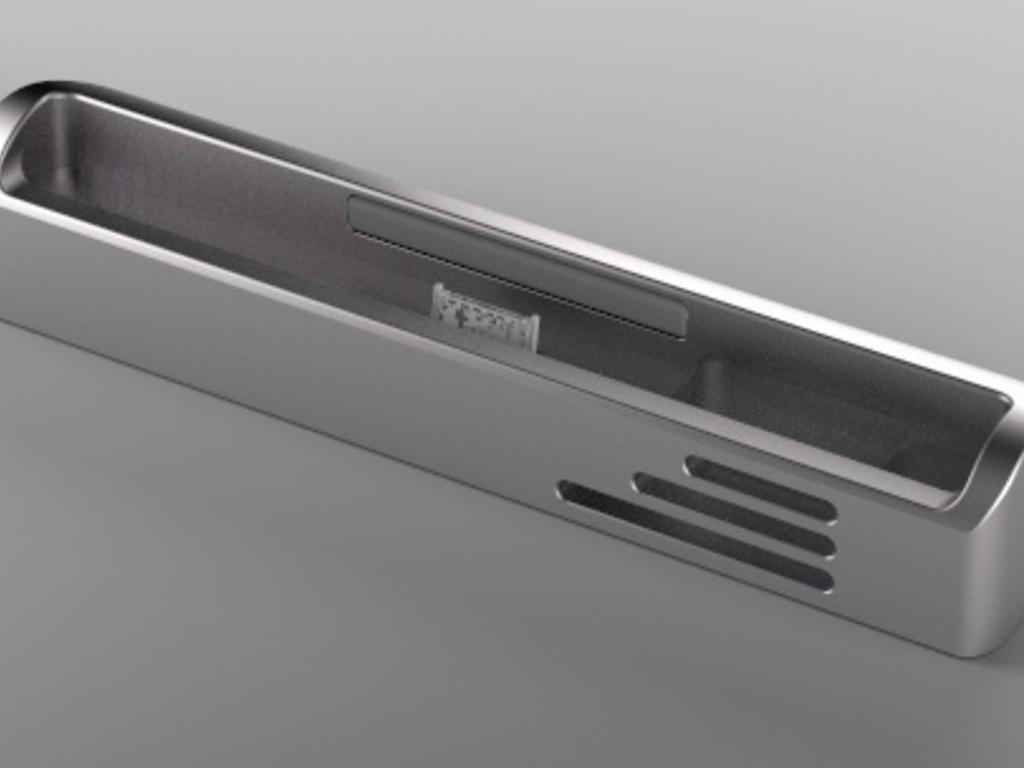 The Billet Dock: The Easiest iPad & iPhone Dock's video poster