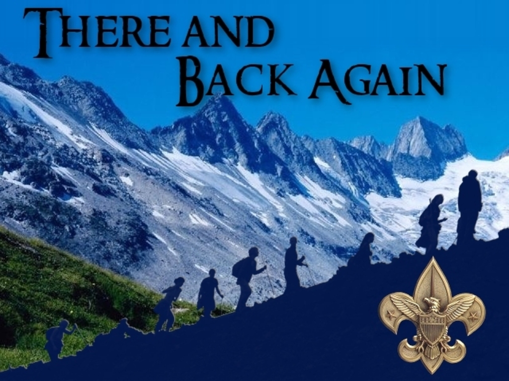 There and Back Again: A Boy Scout Documentary's video poster