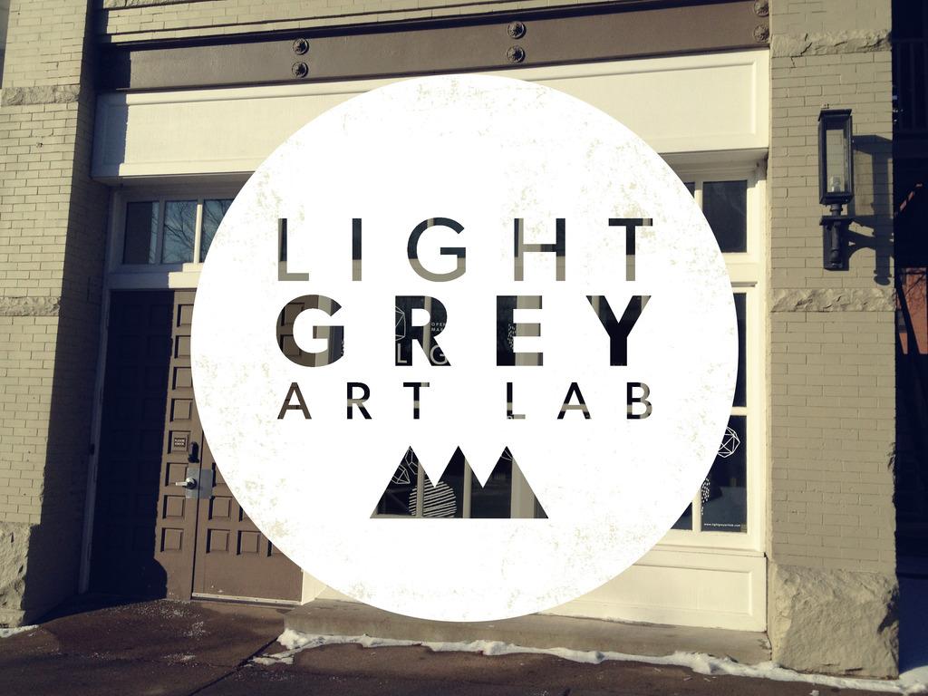 Light Grey Art Lab's video poster
