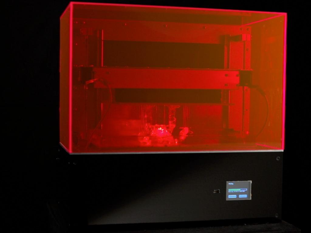 Solidator DLP Desktop 3D Printer's video poster