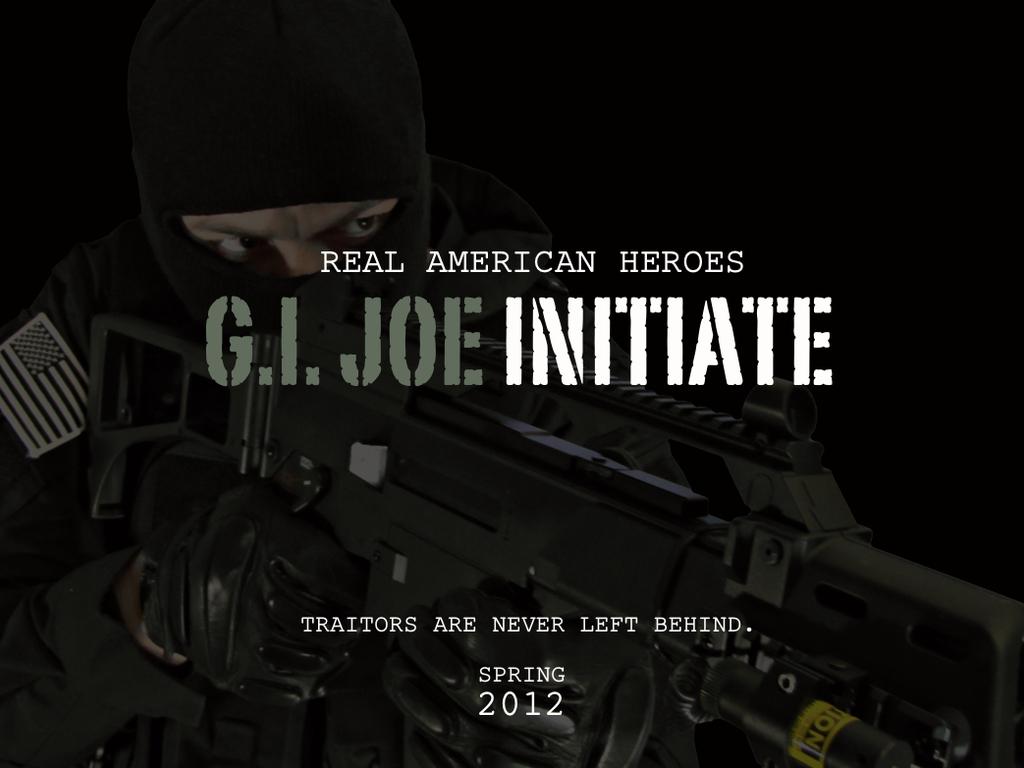 G.I. JOE: INITIATE's video poster