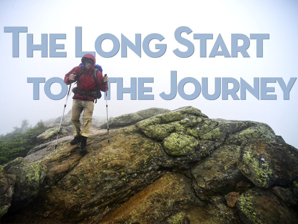 Appalachian Trail Film: The Long Start to the Journey's video poster