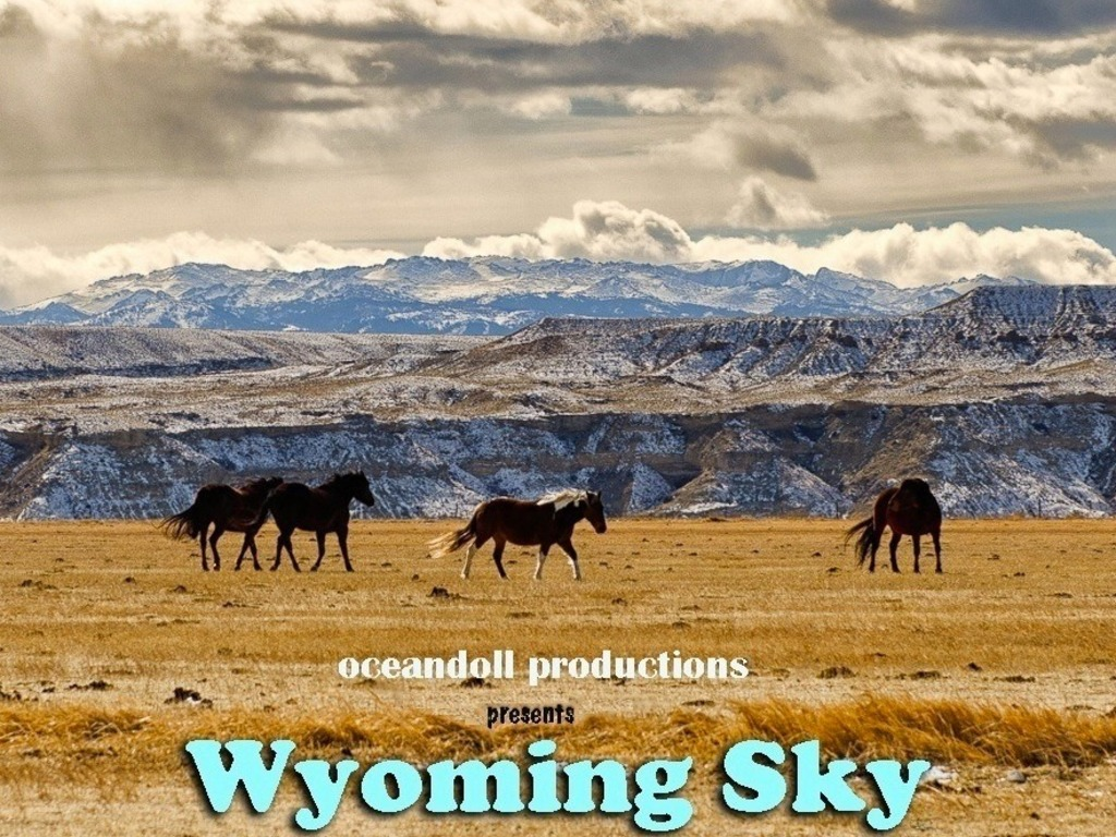 Wyoming Sky's video poster