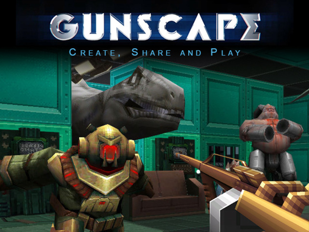 Gunscape's video poster