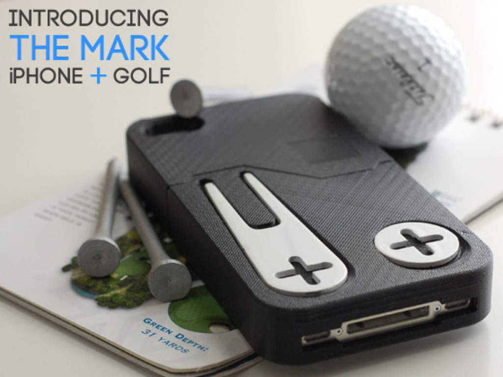 THE MARK: Perfect Harmony Between Golf and the iPhone 4S's video poster