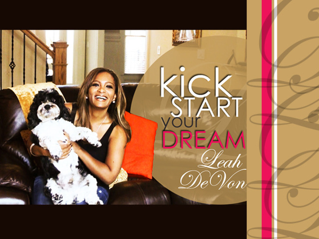 The Victory Is Mine - Kickstart Your Dream (Canceled)'s video poster