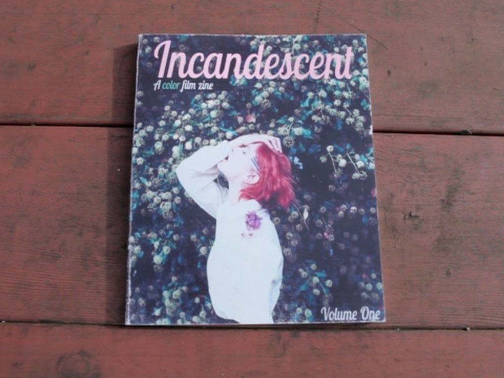 Incandescent - A Color Film Zine's video poster