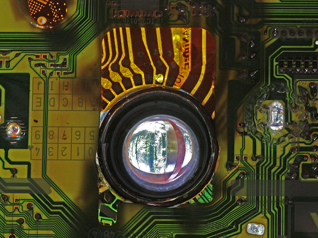 circuit board lamps's video poster