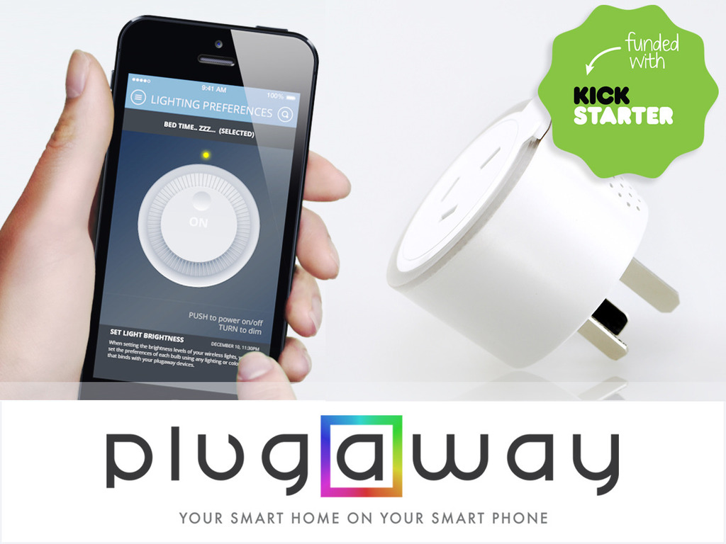 Plugaway: Your Smart Home on Your Smart Phone's video poster