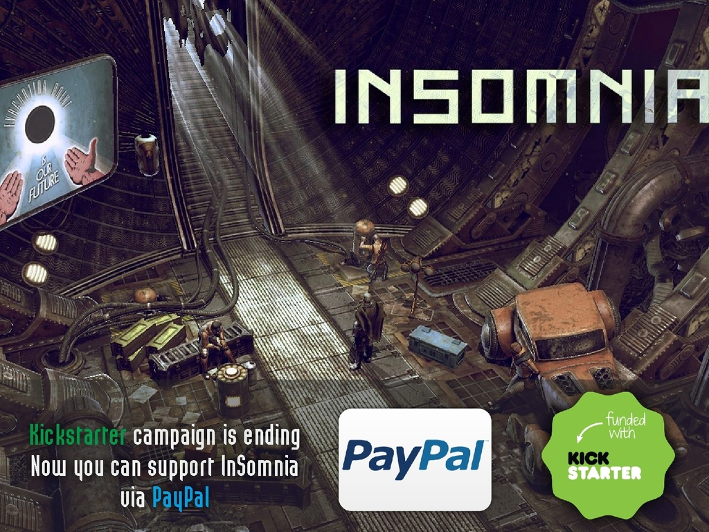 InSomnia - An RPG Set in a Brutal Dieselpunk Universe's video poster