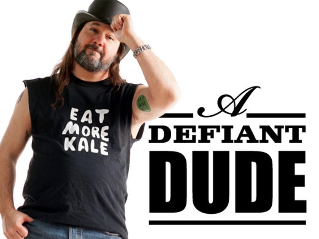 A Defiant Dude's video poster