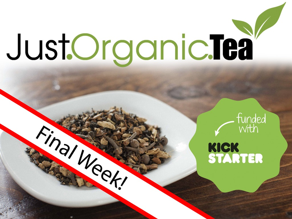 Just Organic Tea - Loose Leaf Tea with a Conscience!'s video poster