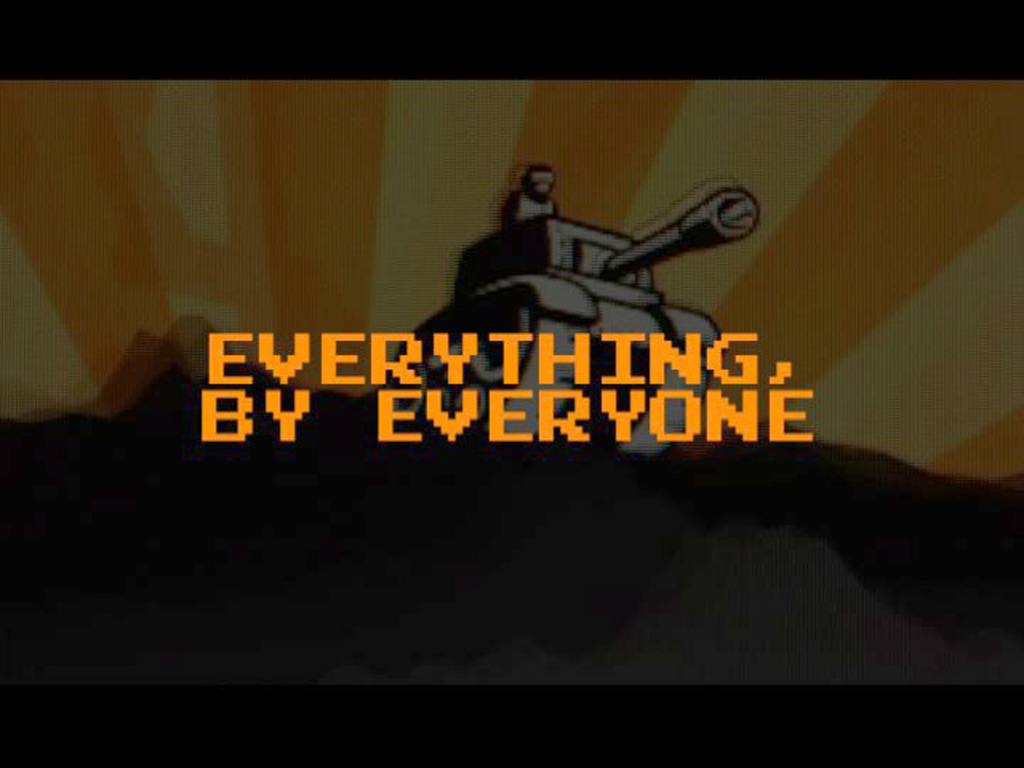 Everything, By Everyone - a film about online creativity and entertainment's video poster