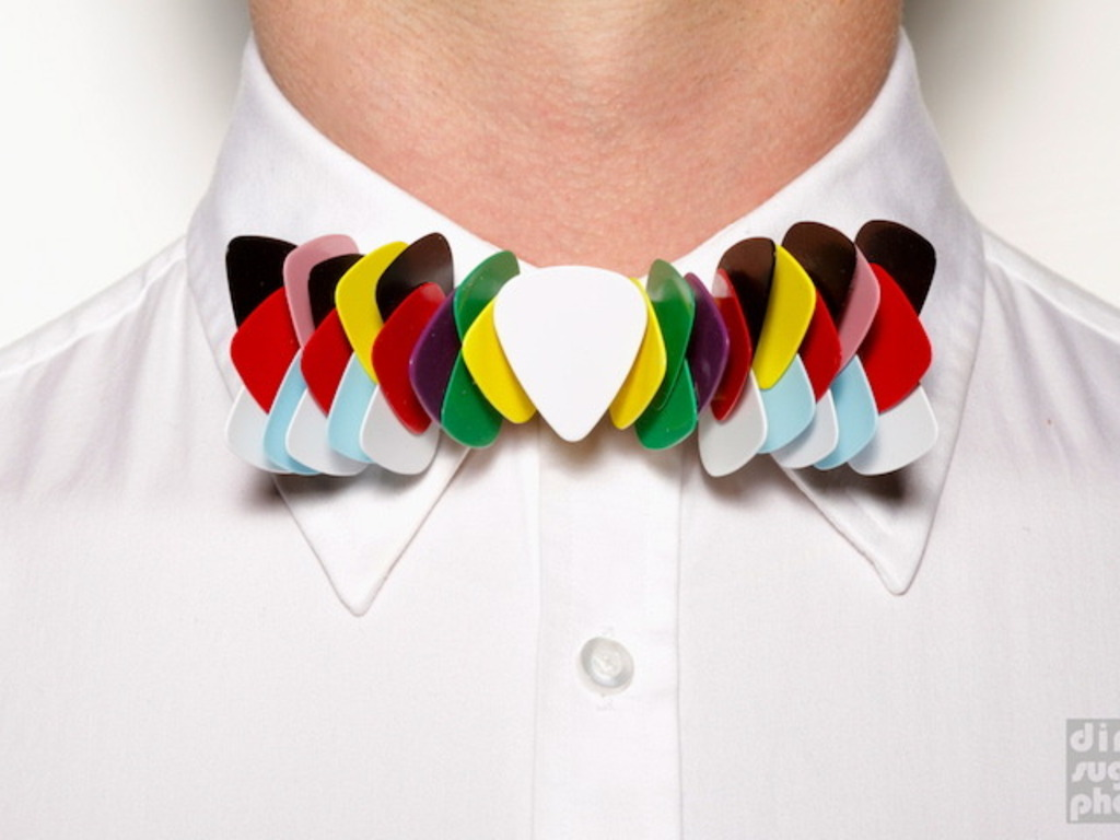 Modern Bow Ties: Wearable Neck Art by Nicholas Tee's video poster