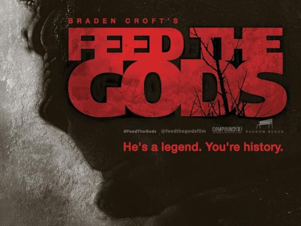 Feed The Gods's video poster