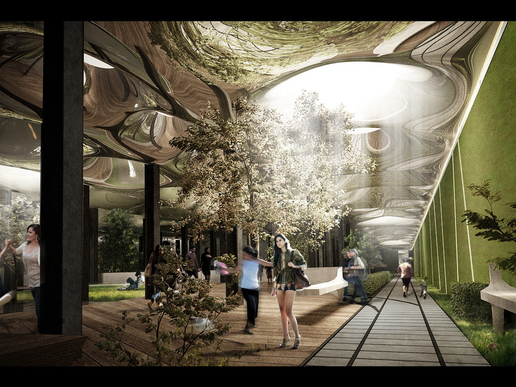 LowLine: An Underground Park on NYC's Lower East Side's video poster