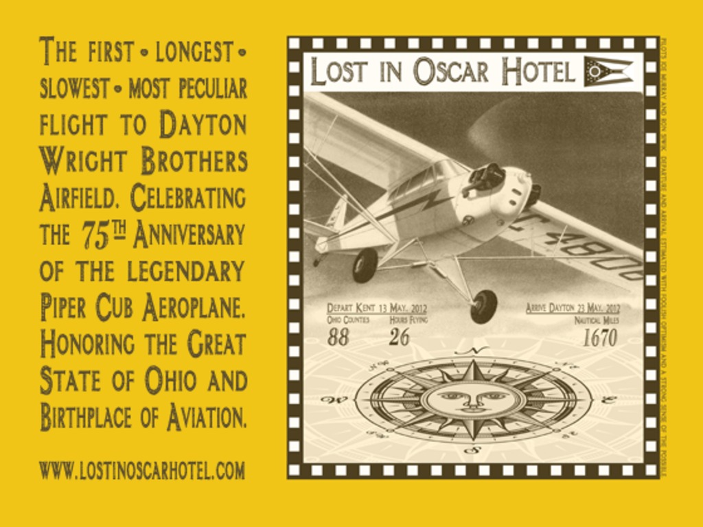 Lost In Oscar Hotel's video poster