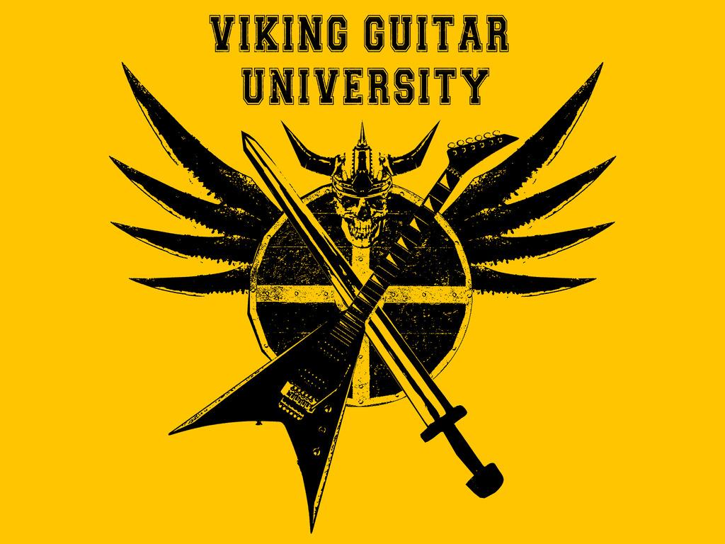 Viking Guitar University's video poster