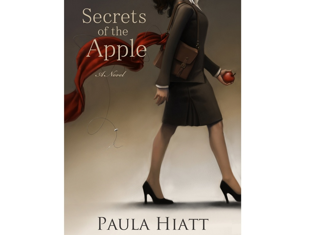 "Secrets Of The Apple: A ""Kirkus Star"" Novel by Paula Hiatt's video poster"