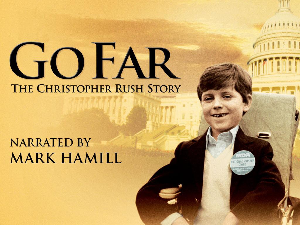 GO FAR: The Christopher Rush Story (4)'s video poster