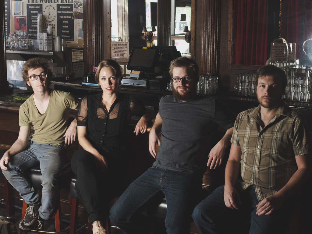 Help fund Copper & Congress's first album, The Leap Year's video poster