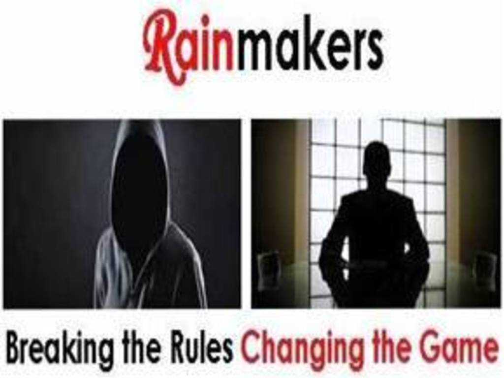 Rainmakers - The Board Game That Levels The Playing Field's video poster