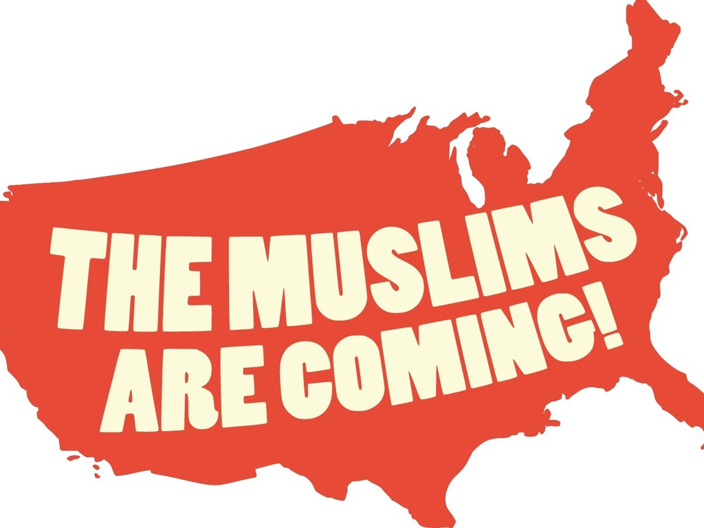 The Muslims Are Coming!'s video poster