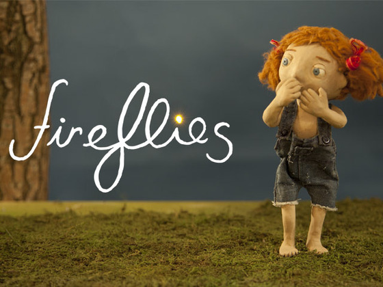 FIREFLIES - a stop motion children's film made in PDX, OR's video poster