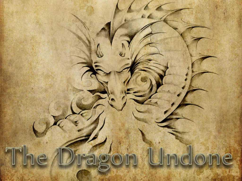 Giving the Dragon New Wings: The Dragon Undone's video poster
