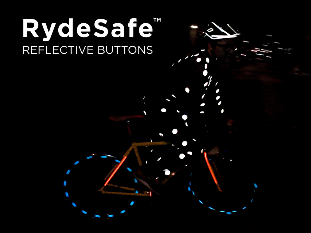 RydeSafe Reflective Buttons's video poster