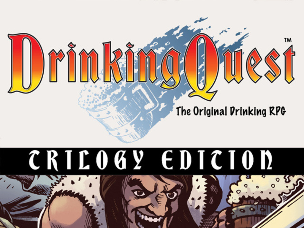 Drinking Quest: Trilogy Edition's video poster