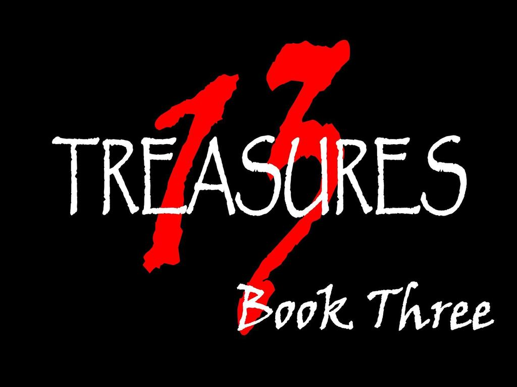 Print Release of 13 Treasures - Book Three's video poster