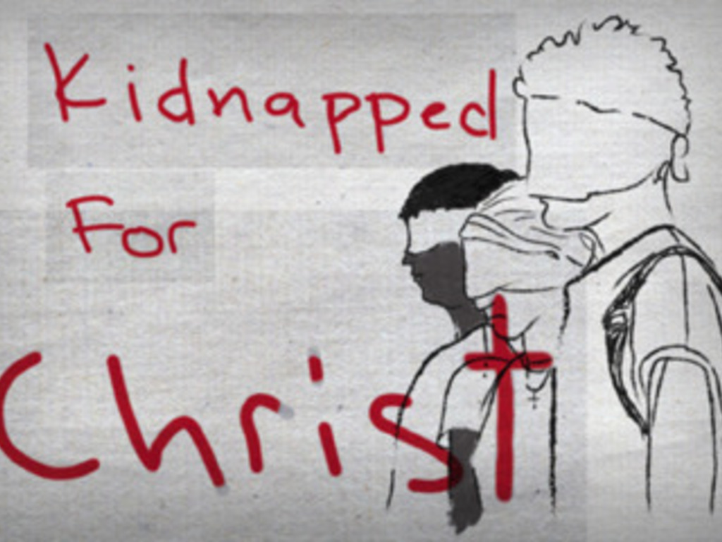 Kidnapped For Christ's video poster