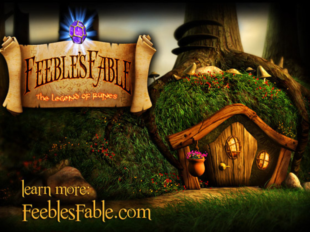 Feeble's Fable™'s video poster