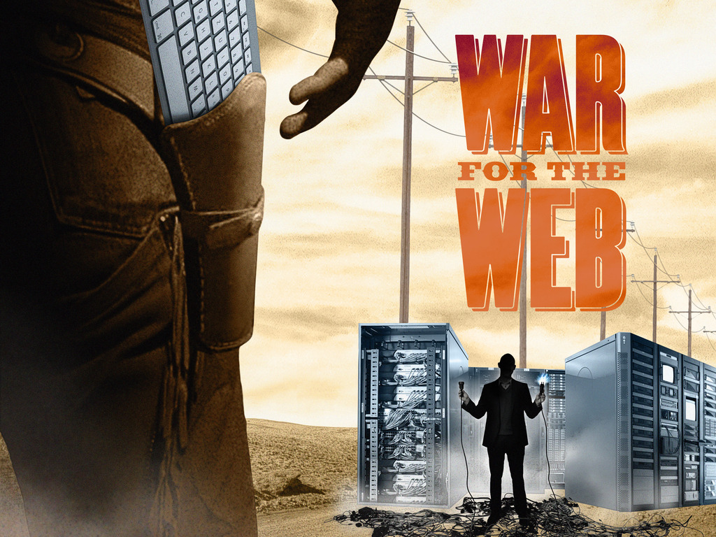 War for the Web's video poster