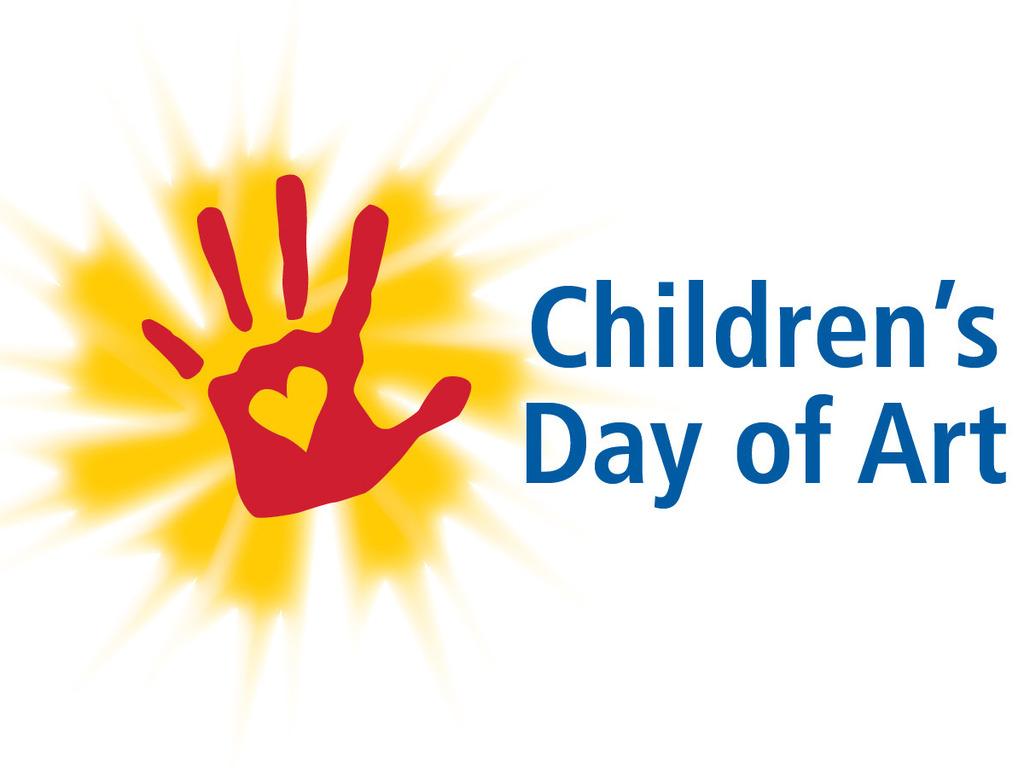 Children's Day of Art's video poster
