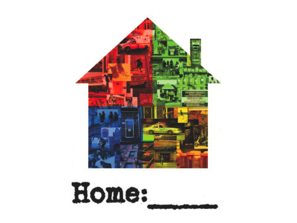 Home: The Film's video poster