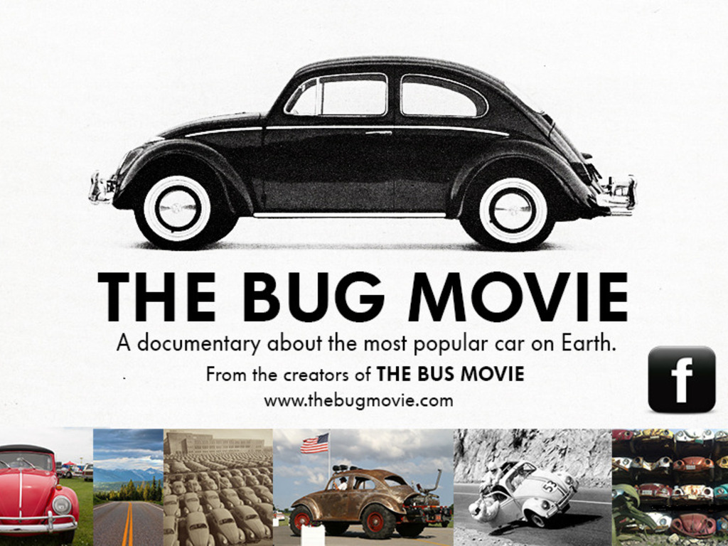 The Bug Movie's video poster