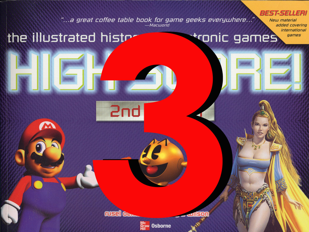 High Score - 3rd Edition: A Game History Book's video poster