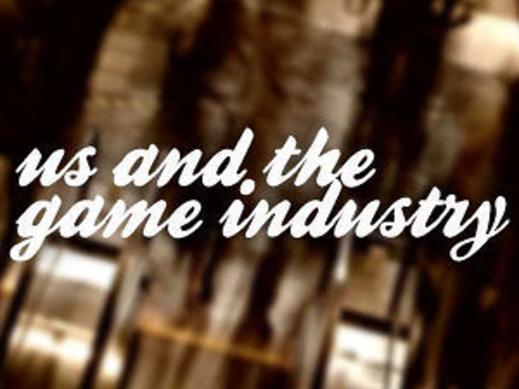 US AND THE GAME INDUSTRY's video poster
